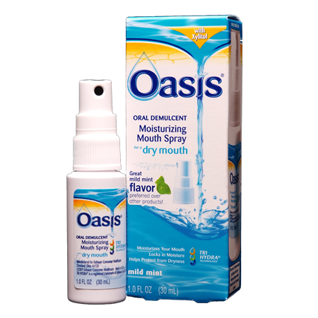 Oasis Dry Mouth Spray 90